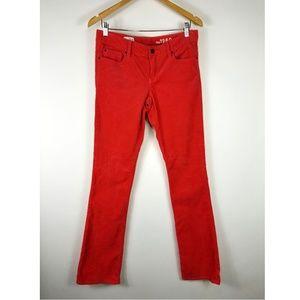 Gap Skinny Bootcut Corduroy Pants 29 / 8T Tall